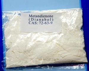 China Oral Steroid Source Dianabol / Metandienone 72-63-9 For Muscle Gaining on sale