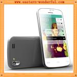 China Eastern-Wonderful WCDMA 850/2100 mtk6572 dual sims mobilephone with GSM 850/900/1800/1900 wholesale