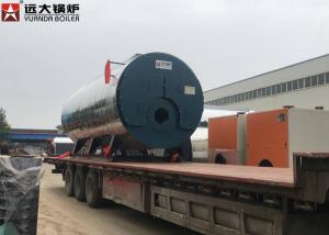 China CE , BV 5Tph Low Pressure Dual Fuel Steam Boiler Automatic Control System on sale