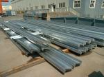 Cold Formed Galvanised Steel Purlins Light Steel Z Purlin Construction Material