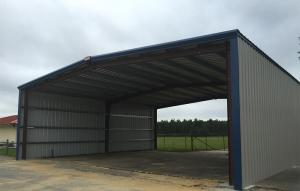 China Design Steel Structure Farm Shed on sale