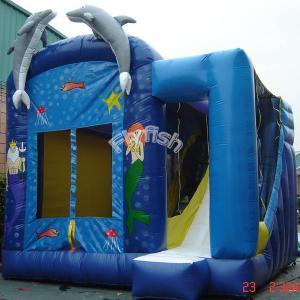 China inflator air bouncer on sale