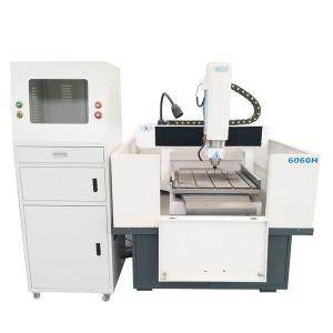China hot sale CNC Mold Router Machine for Aluminium/Copper/Iron metal engraving machine 3d cnc router on sale