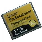 1GB Lexar Memory Card