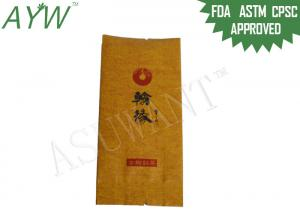 China Envelope Tear Mouth Coffee Tea Bags Customized Color For Individual Mini Tea Packet on sale