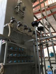 China 100m3/h  Medical Oxygen Plant Low Pressure Cryogenic Air Separation Plant on sale