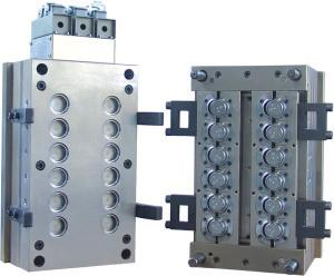China HEPE ABS PVC PP Hot Runner Injection Mould / Pet Plastic Injection Mold on sale