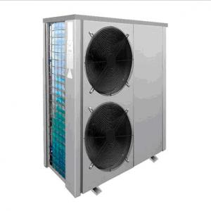 China Low temperature EVI air to water heat pump on sale