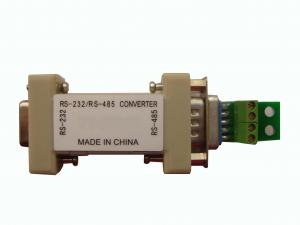 China RJ45 socket FR-485 to rs232 converter for Mitsubishi A540 / E540 VVVF to computer on sale