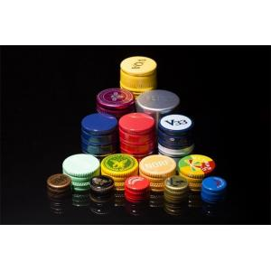 China 色の上塗を施してあるアルミニウムは薬剤の帽子のための合金 8011 H14 を広げます on sale