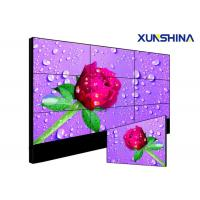 3.5mm Ultra Narrow Bezel 55 inch LCD Video Wall with Samsung Panel