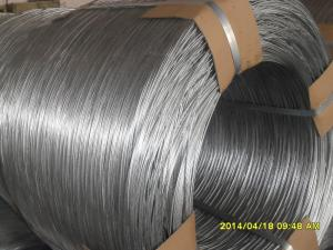 China 20# hot dip galvanized steel wire on sale