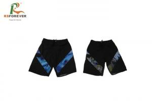 China Wholesale Fashion 4 Way Stretch Polyester Men Swimwear Men Boardshorts on sale