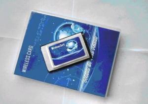 China Wireless EVDO Modem PC Card ??800Mhz on sale