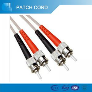 China Duplex sc/sc optical fiber patch cord on sale