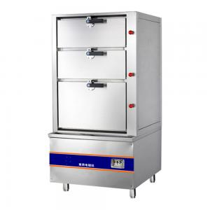 Large Capacity Induction Commercial Kitchen Equipment Seafood Steam ...