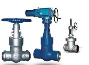 China High Pressure Seal Gate Valves on sale