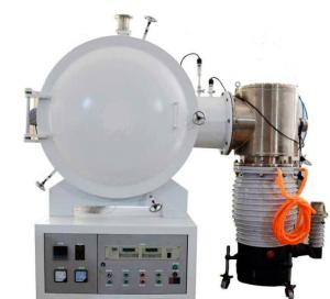 China Ash Content Test Equipment Electric Heat Treatment Vacuum Sintering Furnace Temperature Humidity Test Chamber on sale