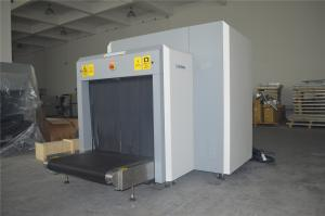 China 32mm Steel X Ray Scanner Airport Security Equipment 1010mm*810mm Tunnel Dimensions on sale