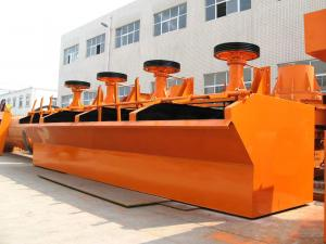 China Flotation Machine for Ore Benefication Gold, Cooper, Zinc, Nickel, Molybdenum Selection on sale