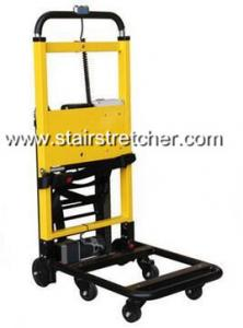 China Easy Operated Motorized Stair Climber Wheelchair Aluminium Alloy on sale