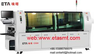 China ETA-E-350 Double wave PCB Wave Soldering Machine on sale