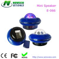 Hot Selling Stage Shinning Speaker with Color LED Lighting Portable Mini Speaker USB