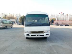 China Diesel Front Engine new china minibus For 30 Seats diesel/gasoline/electric on sale