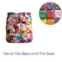 2014 New !Happy Flute baby cloth diaper with skirt,reusable ,washable ,sleepy baby diaper