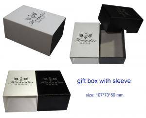 Quality High Quality Gift Box with Sleeve, Paper Packaging Gift Boxes for sale