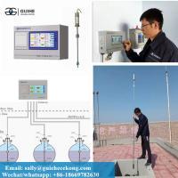 China fuel tank gauging system magnetic tank level gauge/sensor price/ magnetostrictive float type petrol station on sale