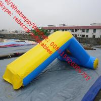 inflatable- toy Inflatable Luna Astroslide water slide  for sea
