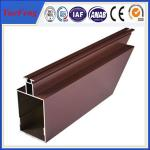 China Top selling aluminum decorative wall panel extrusion profiles supplier wholesale