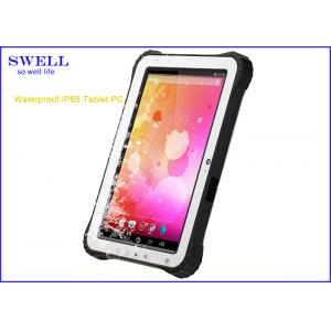 China Rugged Android GPS 3G NFC IP65 Waterproof Tablet PC Intel Z3735F 1.33-1.8GHZ on sale