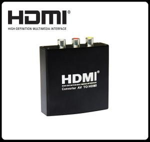 China av in hdmi out hdmi converter support 3d 1080p on sale