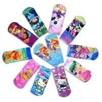 Custom lovery 100 percent cotton breathable short ankle socks for babies
