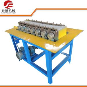 China Easy Operate Colour Coated Sheet Bending Machine For Interior / Exterior Wrapping on sale