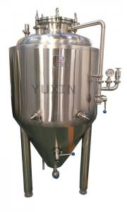 China 1bbl small capacity stainless fermenter on sale