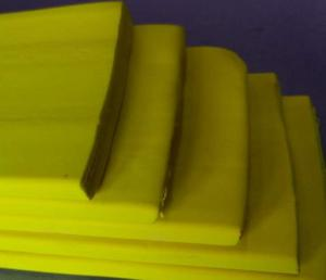 China Fluorescence Yellow Additive Rubber Masterbatch Sheet For Shoe, Eva Foaming on sale
