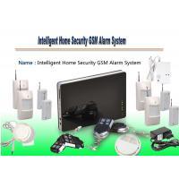 Wireless GSM Smart Home Alarm,Intelligent Home Security GSM Alarm System,Burglar alarm system