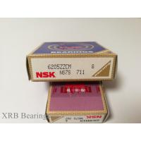 NSK 6205ZZCM Deep Groove Bearing 25×52×15mm For Electrical Motor