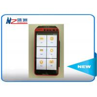 Quad Core CPU Android POS Terminal , Android Based Point Of Sale Equipment