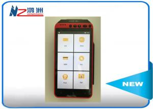 China Quad Core CPU Android POS Terminal , Android Based Point Of Sale Equipment on sale
