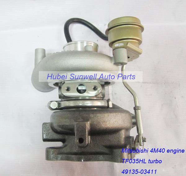 Mitsubishi 4M41 / 4M40 engine turbo ME203399, ME203949