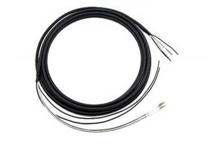 China Single mode DFC/PC DSC/APC Outdoor Optical Cable Assembly GYFJH 2A1a (LSZH) 7.0mm 2 Cores, FTTA on sale