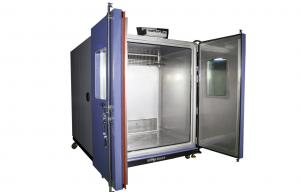China Electroplated SUS304 Climatic Simulation Testing Walk-in Industrial Refrigeration Chamber on sale