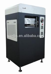 China Inlay RFID / IC / ID Smart Card Laminator Machine 700*520*1220mm 350kg on sale
