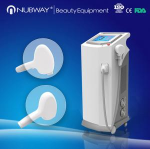 China 2015 new High Power 808nm Diode Laser Hair Removal Beauty Equipment with wonderful effect on sale