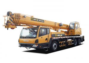 China 25 Ton Hydraulic Mobile Crane , Autocrane Truck Crane For Lifting And Hoisting on sale