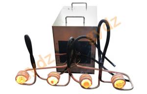 China China Manufacture 40KW High Frequency Induction  Heater For Bolts Heat Treatment on sale